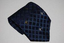 Joop Krawatte Schlips  Blau Joop-Ornamente Seide 151 cm TOP!