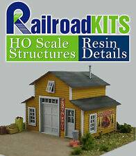 Penryn Fruit Company - an HO scale Easy To Build Craftsman Kit RAILROAD KITS