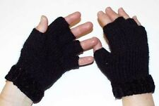 Knitting Pattern for Fingerless Gloves Sm- X-Lg (e-mailed pattern)