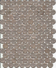 (300) Buffalo Nickels - Mostly Full Dates - 1920s/1930s - No Damaged/Junk Coins!