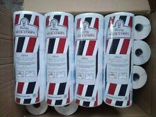 UK Barber Salon Disposable Waterproof Elastic Neck Strip Paper Tissue Rolls box