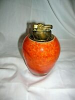Vintage Murano Cigarette Holder and Table Top Lighter
