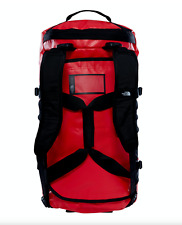 THE NORTH FACE BASE CAMP DUFFEL M 71L, TNF RED/TNF BLACK