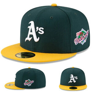 New Era Oakland Athletics Fitted Hat Cooperstown Classic MLB 1980 World Series