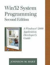 Win32 System Programming: A Windows(R) 2000 Application Developer's Gu-ExLibrary