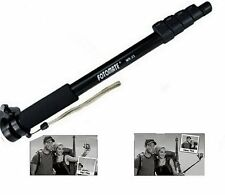 Camera Monopod 5 Sections Unipod stabilizer Walking Stick for DSLR Canon NIKON
