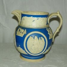 1894 Copeland Spode Chicago Pitcher by Frank E Burley No 291 Wedgewood