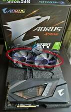 NEW GIGABYTE AORUS GeForce RTX 2080Ti XTREME WaterForce Graphics Cards 11G GDDR6