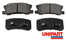 For Peugeot - 4007 2.4 2.2 2007>, 4008 1.6 1.8 HDi 2012> Rear Brake Pads Unipart
