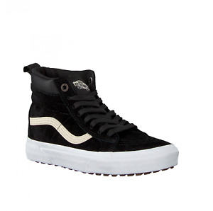 Mens VANS SK-8HI MTE Black Trainers VN0A33TXRIX1 UK 7.5 US 8.5 EU 41