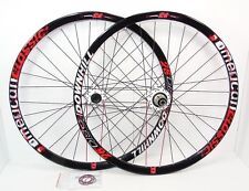 "Genuine Nos American Classic Downhill Disc Wheelset, 26"", 9/10 Speed, Brand New"