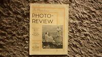 RARE AUSTRALIAN KODAK PHOTO REVIEW MAGAZINE, CAMERAS & PHOTOGRAPHY JUNE 1931