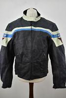 DAINESE Leather Motorbike Jacket size 56
