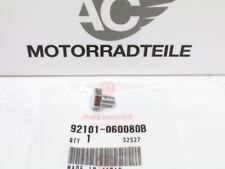 Honda Schraube Sechskant M6x8 chrom verchromt Schlüsselweite 10 mm SW10