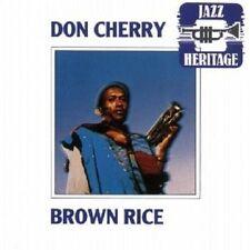 "DON CHERRY ""BROWN RICE"" CD NEU"