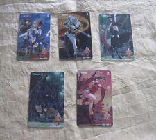 2004 SAMMY GUILTY GEAR ISUKA ID CARDS SET 1