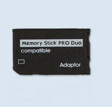 Pro Duo Adapter von microSD / Transflash Karten auf Memory Stick Pro Duo