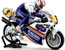 Kyosho Moto Hanging on Racer Honda NSR500 1991 KIT Bausatz Motorrad 34932B