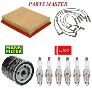 Tune Up Kit Filters Spark Plugs For CHEVROLET MALIBU V6 3.5L 2006
