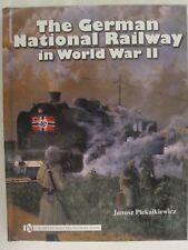 The German National Railway in World War II by Janusz Piekalkiewicz (2008, Hardc
