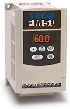 Teco FM50 3.0hp Drive Phase Converter Single to 3 Phase