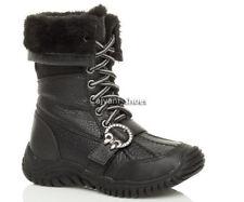 Calzado de niña Botas, botines negros