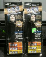 (1) star wars pez candy dispensers glow in the dark Emperor Palpatine sealed LE