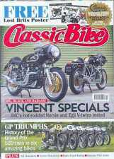 CLASSIC BIKE- July 2016- (NEW)*Post Included To UK/Europe/USA/Canada