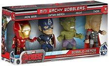 Funko Wacky Wobbler: Avengers 2 Mini Wobbler Action Figure (Pack of 4)