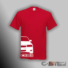 Camiseta coche racing rally tuning astra F gsi 16v dub drift  (ENVIO 24/48h)