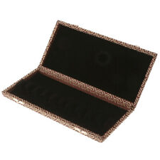 Coffee Reed Case Box Holder for Bassoon Woodwind Instrument Parts