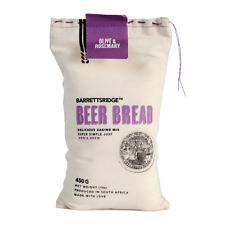 Beer Bread Mix - Olive and Rosemary - 2 x 450g