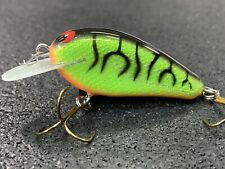 Tim Earick - Money Maker #1 - Custom Balsa Crankbait - Chartreuse Candy Craw