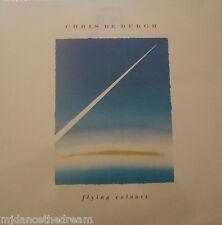 CHRIS DE BURGH ~ Flying Colours ~ VINYL LP