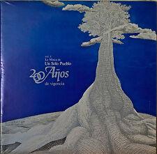 LA MUSICA DE UN SOLO PUEBLO 200 ANOS DE VIGENCIA-SEALED VENEZUELAN IMPORT LP
