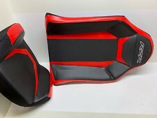 POLARIS RZR 1000 XP/TURBO/S SEAT BLACK/RED