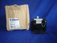 TELEMECANIQUE ISOLATING TRANSFORMER 250VA P/N: ABL-6TS25U PRI 230/400V NEW