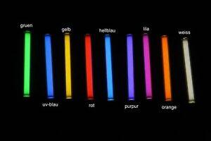 1x Betalight für Swinger und Hanger 3mm x 25mm  Farbe: uv-blau,  **Sonderpreis**