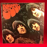 THE BEATLES Rubber Soul 1979 UK  vinyl LP EXCELLENT CONDITION