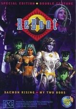Reboot - Daemon Rising / My Two Bobs (DVD, Region 4) - Brand New, Sealed