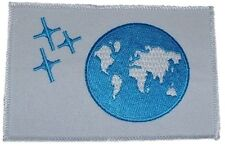 Space Above and Beyond TV Series Earth Flag Patch