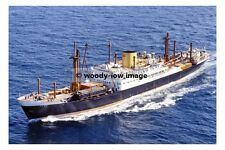 rp12010 - Elder Dempster Cargo Ship - Eboe , built 1952 - photo 6x4