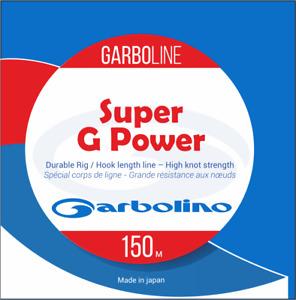 Garbolino Super G Power Fishing Rig Hooklength Line 150M