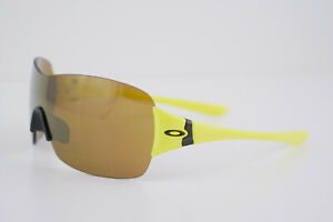 OO9141-14 OAKLEY Miss Conduct Squared Sunflower / Gold Iridium Sunglasses
