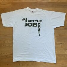 "Big Daddy Kane ""I Get The Job Done"" VINTAGE 1989 RAP TEE HIP HOP SHIRT"