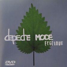 DEPECHE MODE - FREE LOVE - DVD