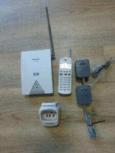 Panasonic KX-TD7895 900 MHz 12 Lines Cordless Phone