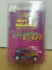 Hot Headz Limited Edition Custom Car 39 of 50 Designed & Signed by Todd Hoffman