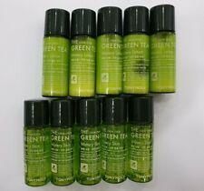 TONYMOLY THE CHOK CHOK Green Tea Watery Toner +Emulsion 5ml *5ea / Korean Seller