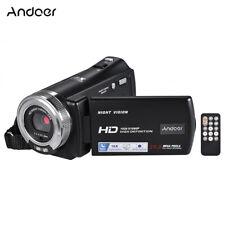 1080P 20MP 16X Zoom Digital Camera Video Recorder DV Camcorder IR Night Vision